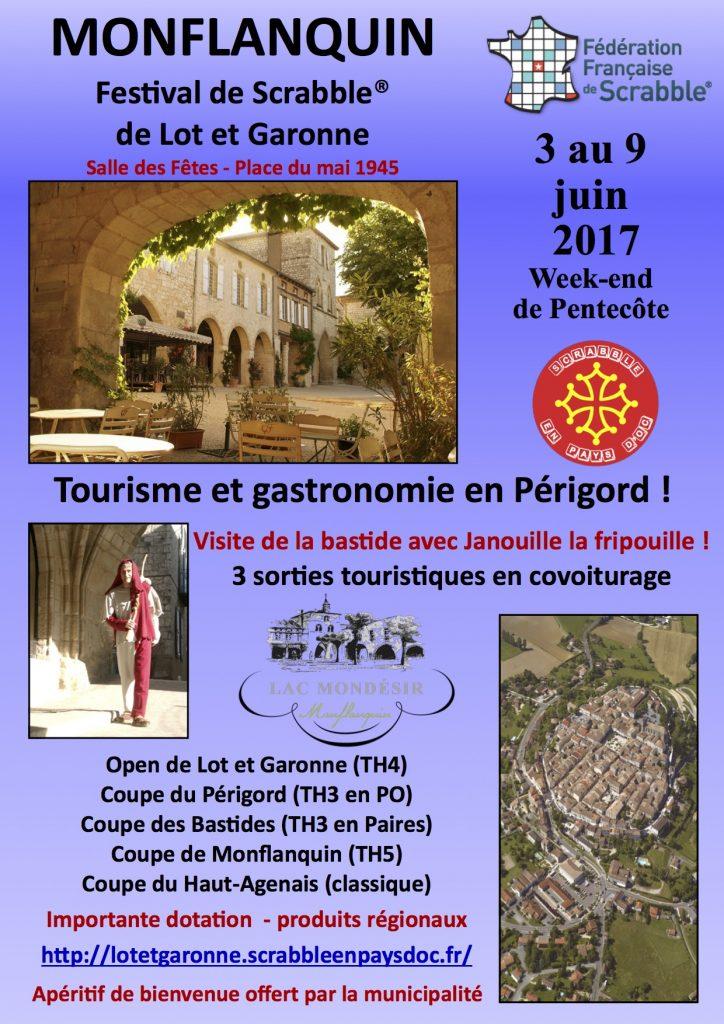 Festival de Lot et Garonne 2017 Recto