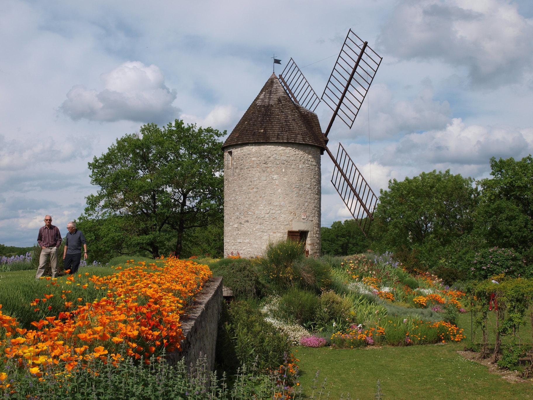 Moulin de Beaugas